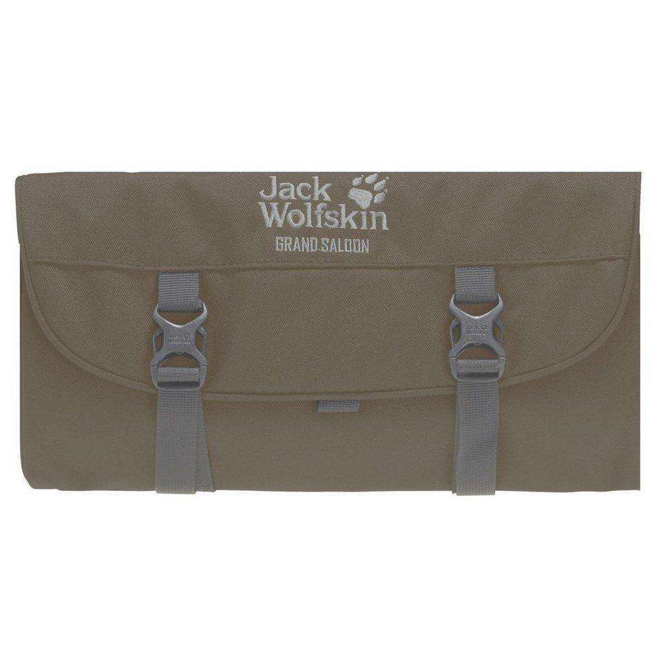 Jack Wolfskin Travel Accessories Grand Saloon Kulturtasche 32 cm in siltstone