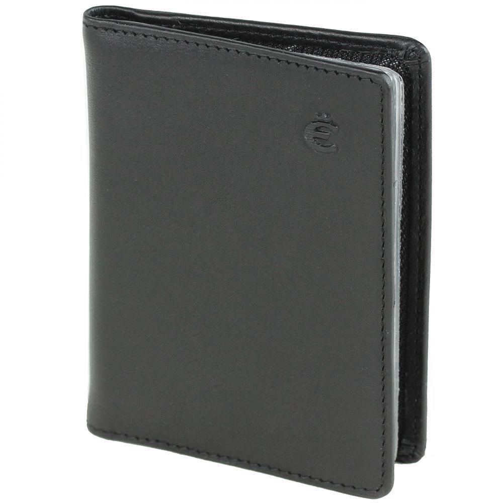 Esquire Logo Kreditkartenetui Leder 7,5 cm