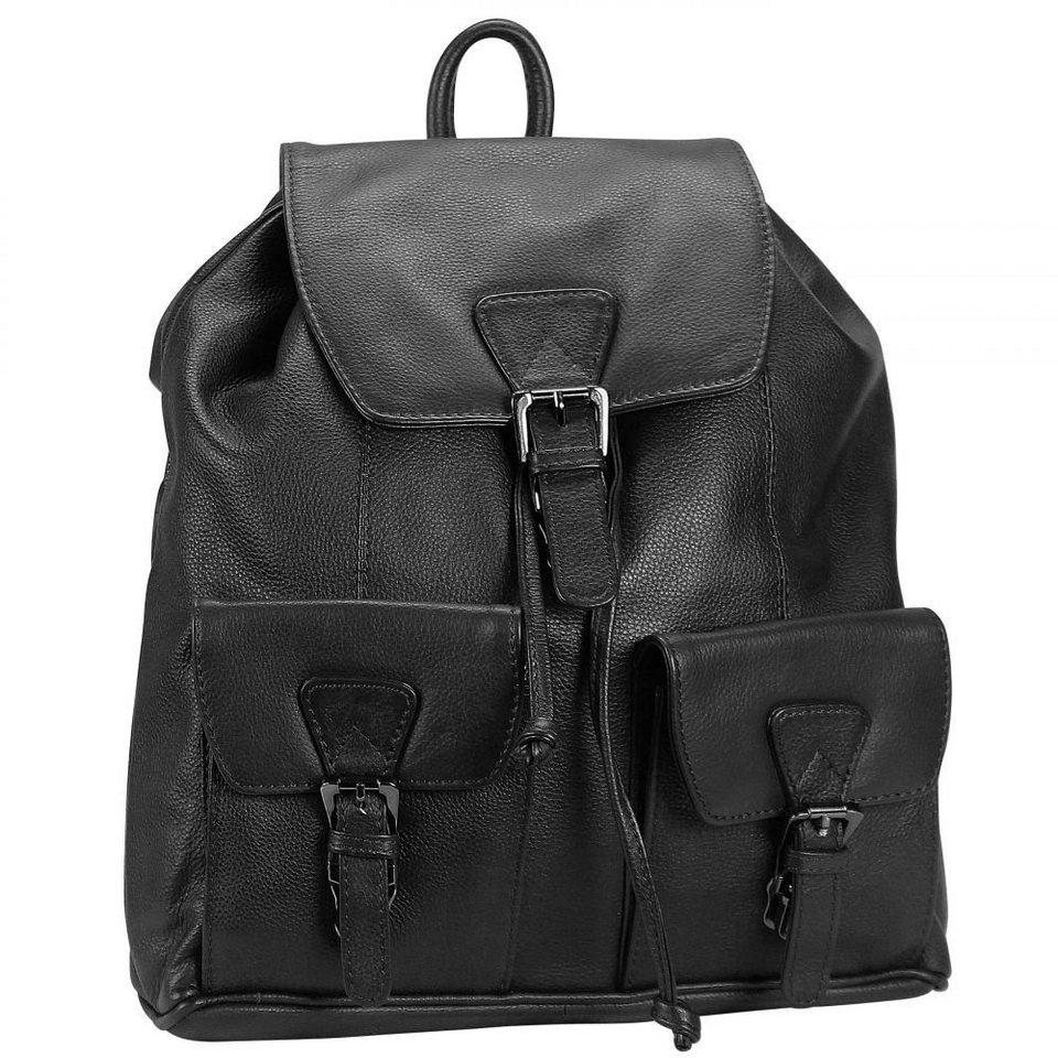 zuverlässige Qualität echt kaufen viele möglichkeiten Maestro Cosmopolitan Damen City-Rucksack Leder 37 cm online kaufen | OTTO