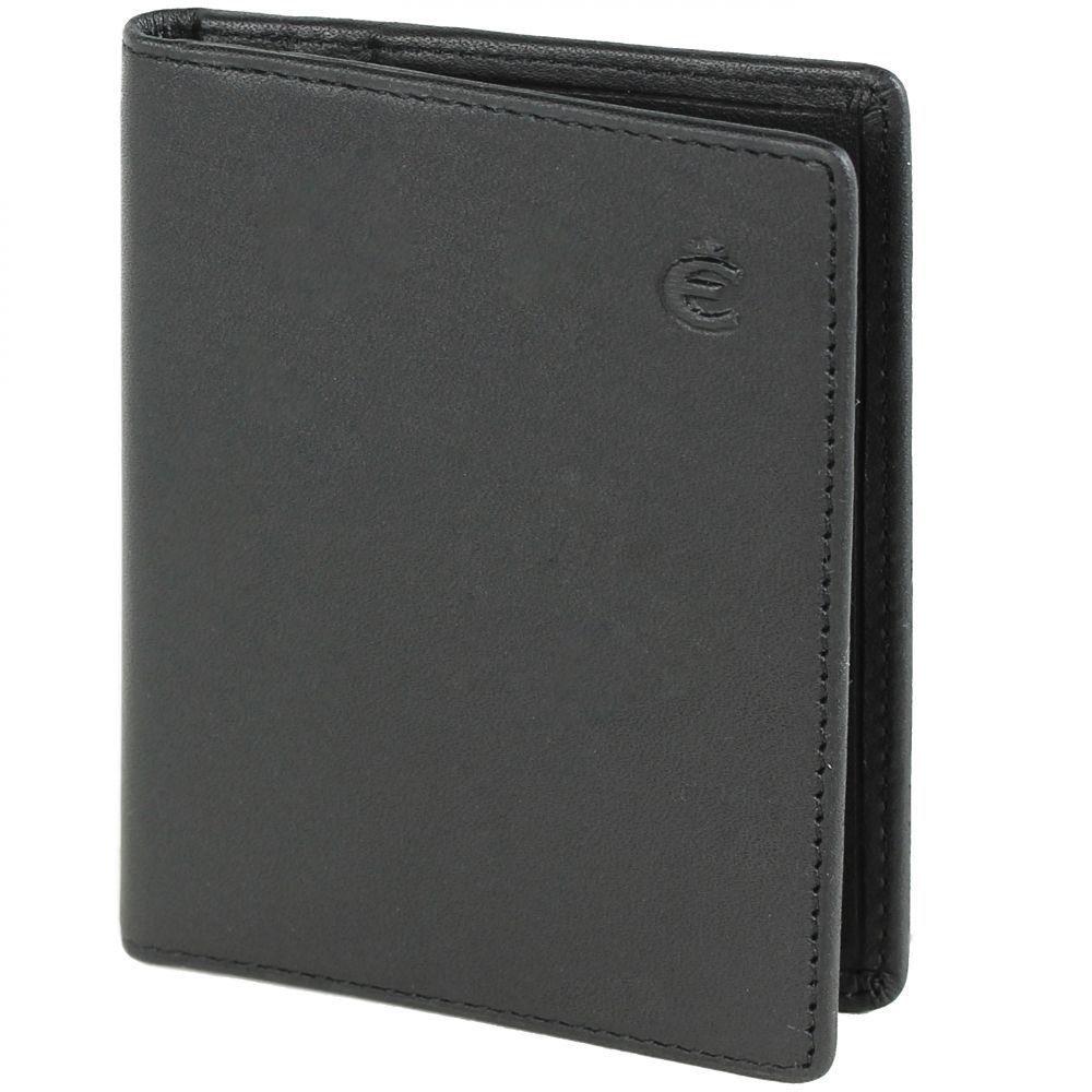 Esquire Logo Kreditkartenetui Leder 8 cm