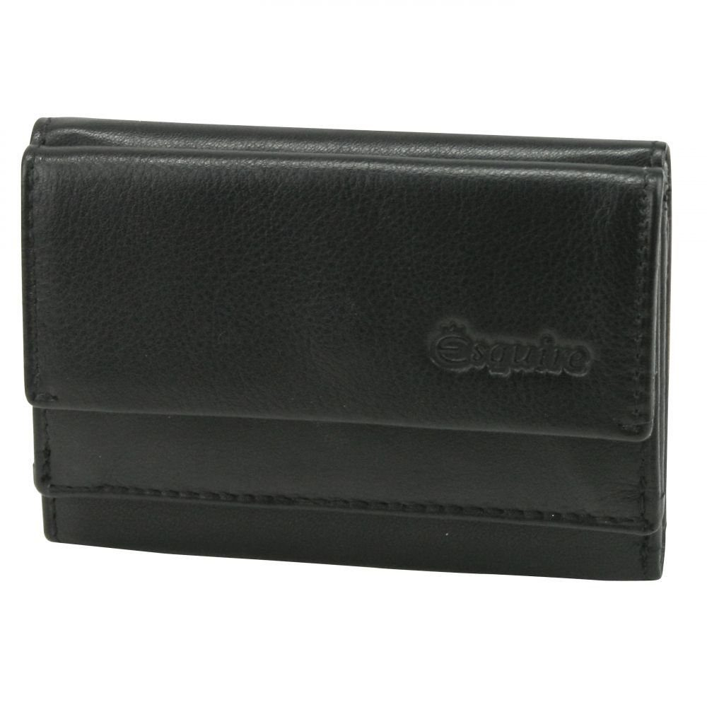 Esquire Silk Geldbörse VI Leder 10 cm