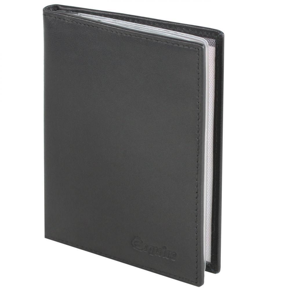 Esquire Silk Ausweisetui IV Leder 9 cm