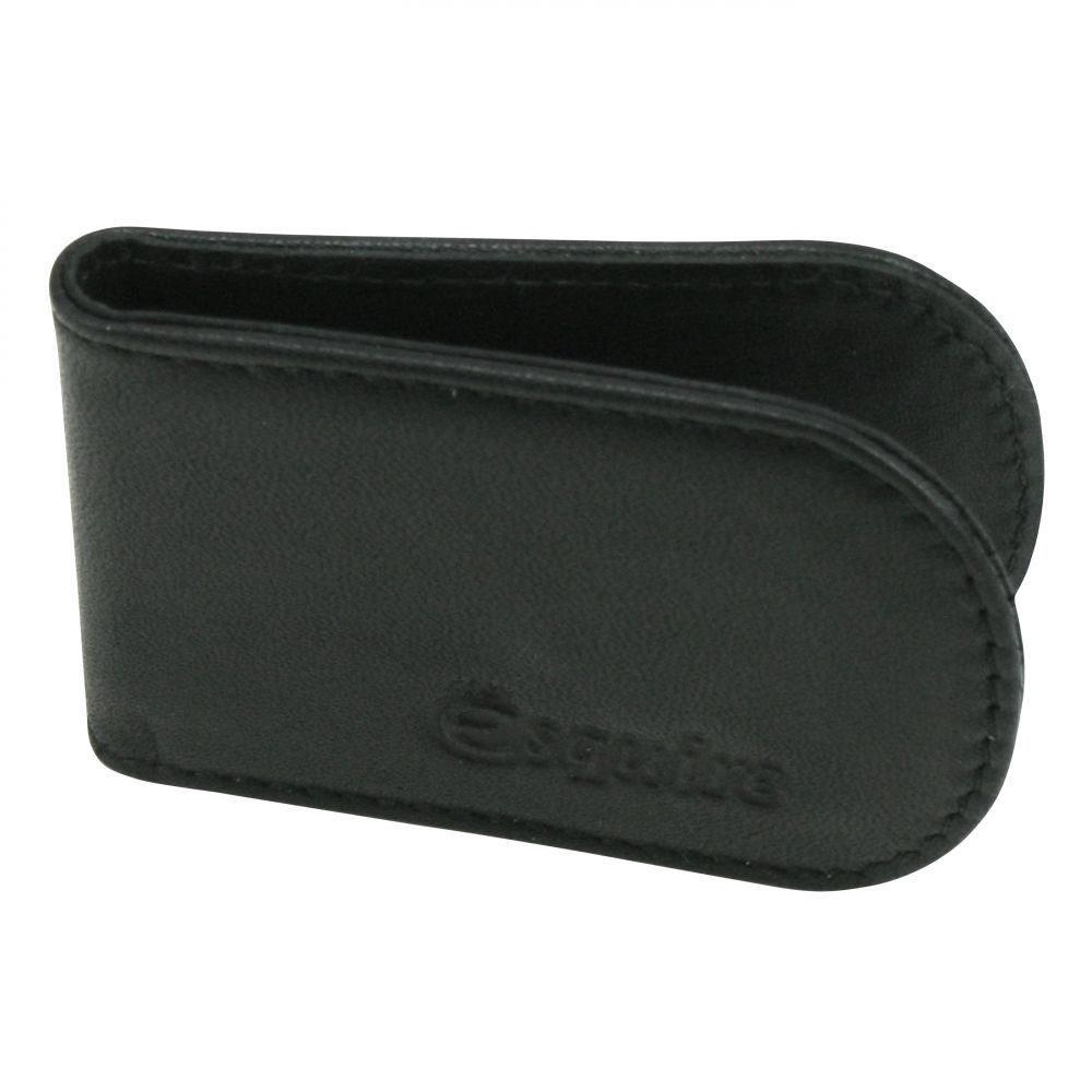 Esquire Silk Magnetclip Leder 6 cm