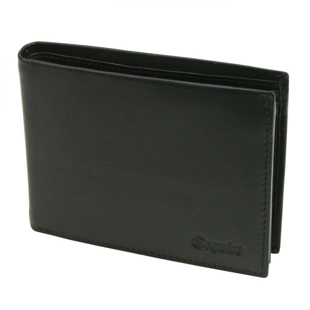 Esquire Silk Geldbörse III Leder 12 cm