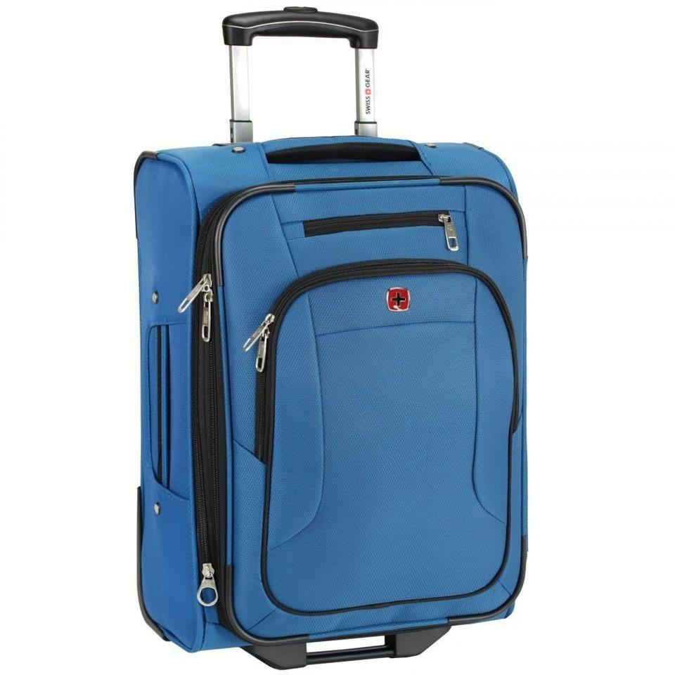 60608b261b5e8 Wenger Luggage Reisegepäck 2-Rollen Trolley Lugano 64