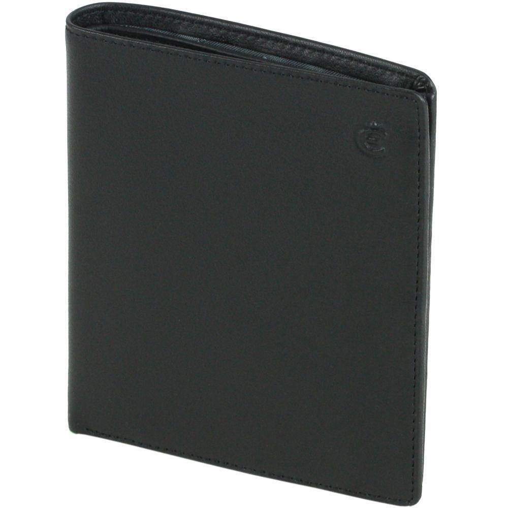 Esquire Logo Kreditkartenetui Leder 10,5 cm