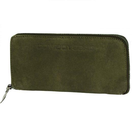 Cowboysbag Geldbörse Neath Leder 21 cm