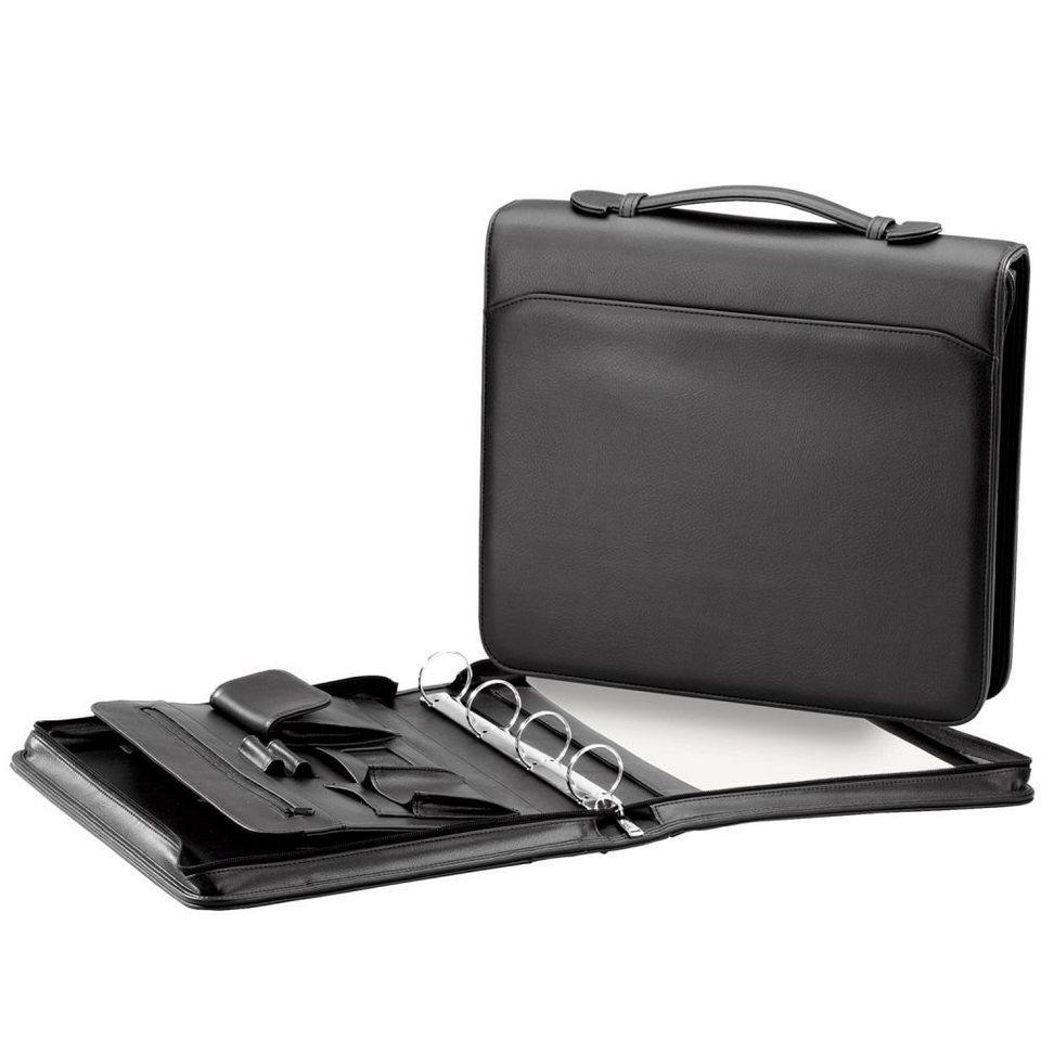 d & n Easy Business Schreibmappe 36 cm in schwarz