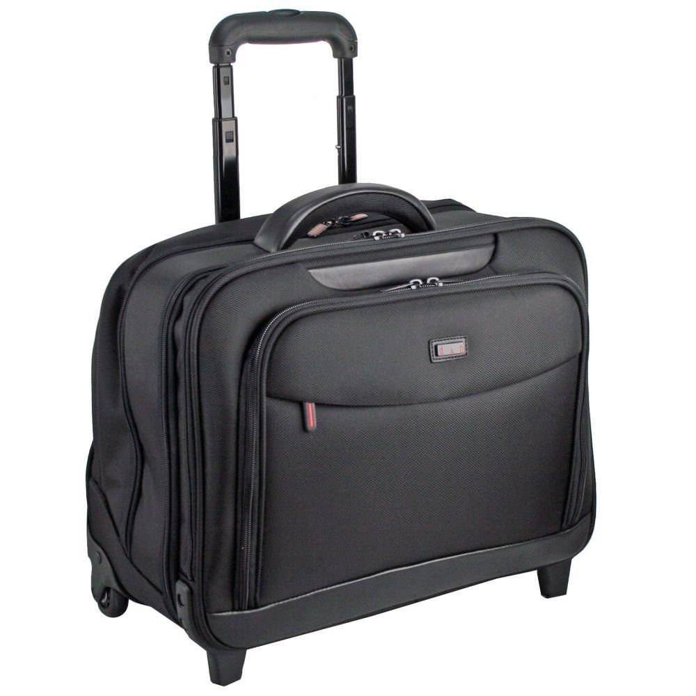 d & n Business & Travel Business Trolley 44 cm Laptopfach