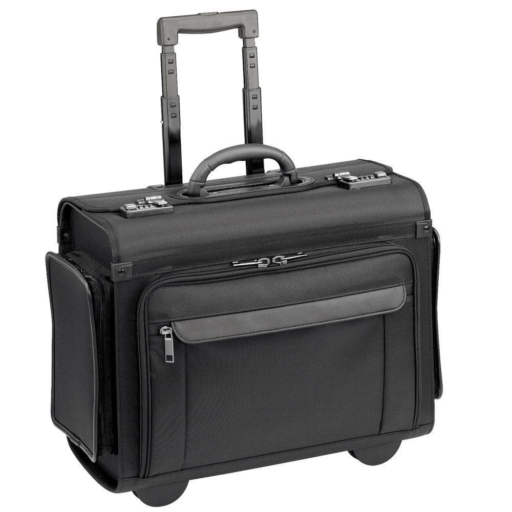 d & n Business & Travel Pilotenkoffer Trolley 46 cm Laptopfach