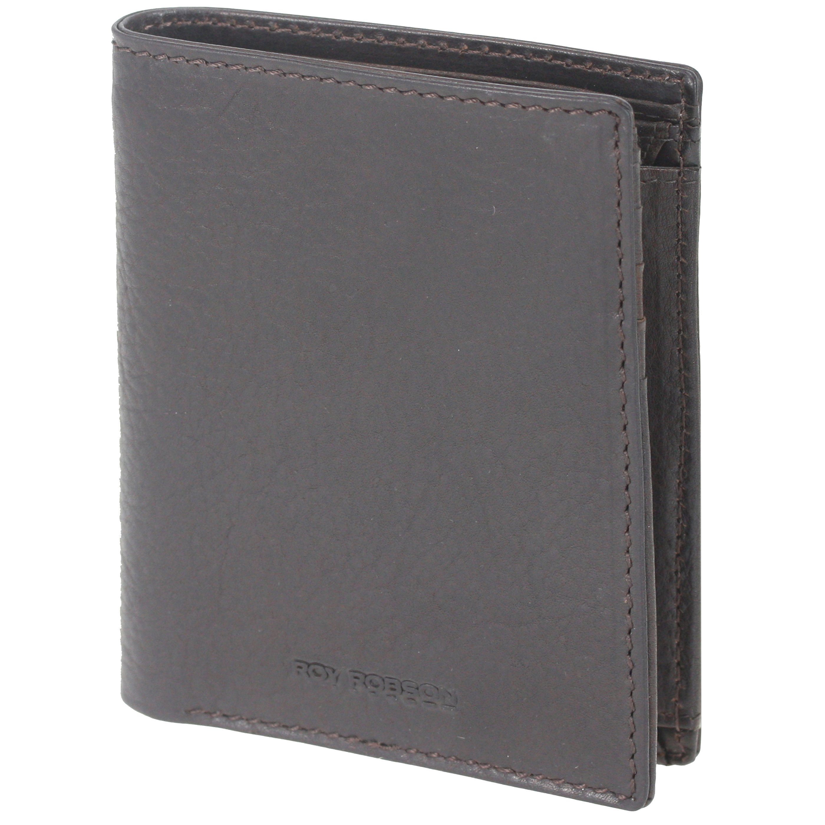 Roy Robson Colorado De Luxe Geldbörse Leder 10 cm