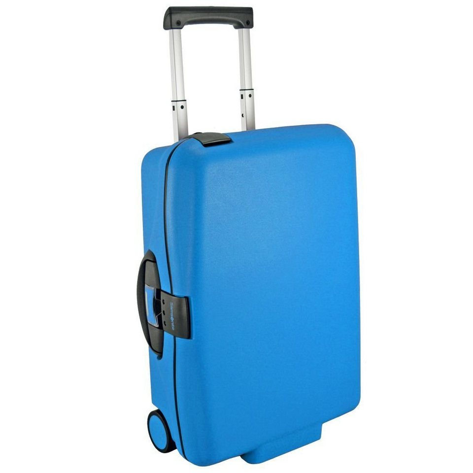 Samsonite PP Cabin Collection Kabinentrolley Upright 2-Rollen 55 cm in electric blue