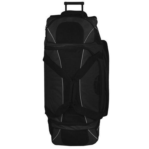 Dermata Reisetasche XXL Rollenreisetasche 95 cm