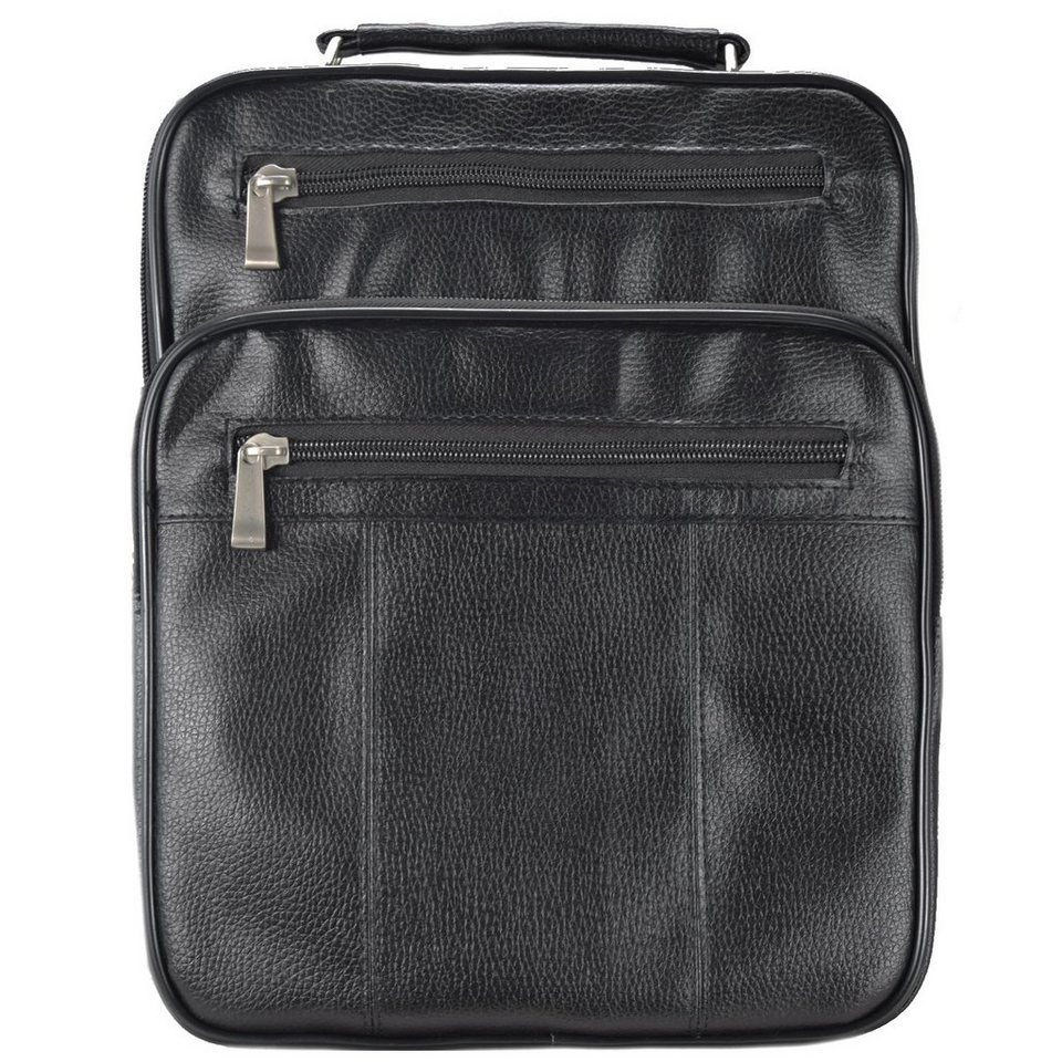 d & n Travel Bags Flugumhänger 27 cm in schwarz