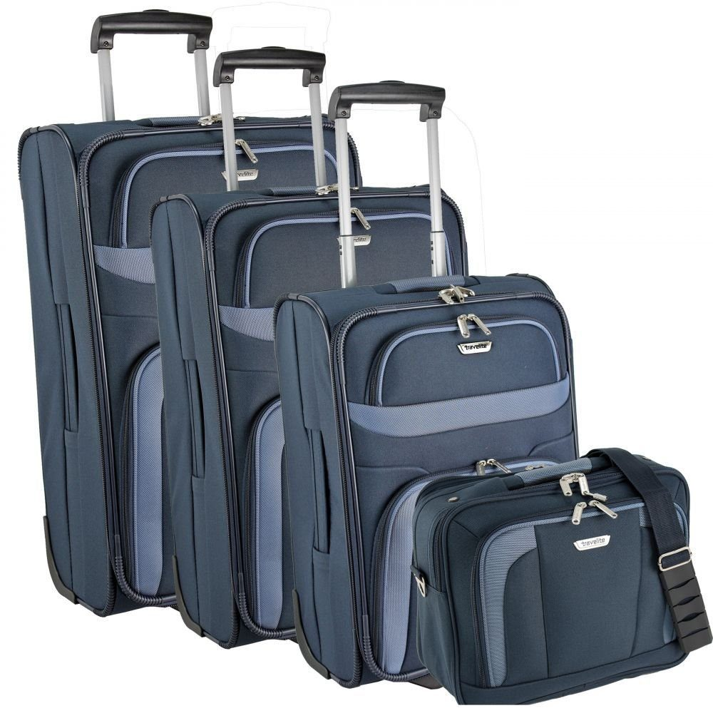travelite Orlando 2-Rollen Trolley Set 4-tlg.