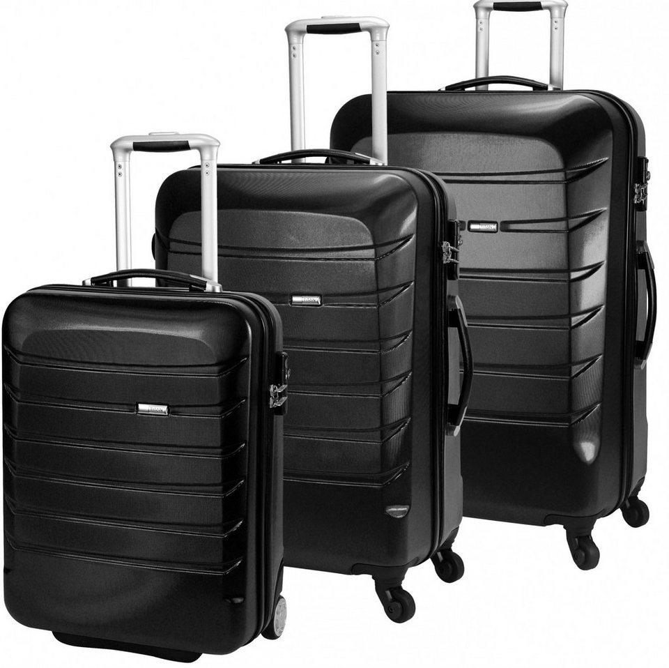 titan armoura 2 4 rollen trolley set 3tlg kaufen otto. Black Bedroom Furniture Sets. Home Design Ideas
