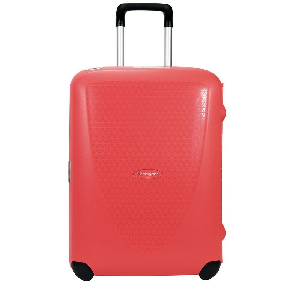 Samsonite Samsonite Termo Young Upright 2-Rollen Trolley 67 cm in dusty coral