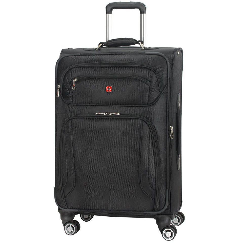 3caaaed2cc060 Wenger Luggage Reisegepäck Zürich II 4-Rollen Trolley 61 cm online ...