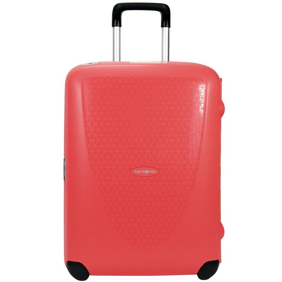 Samsonite Samsonite Termo Young Upright 2-Rollen Trolley 75 cm in dusty coral