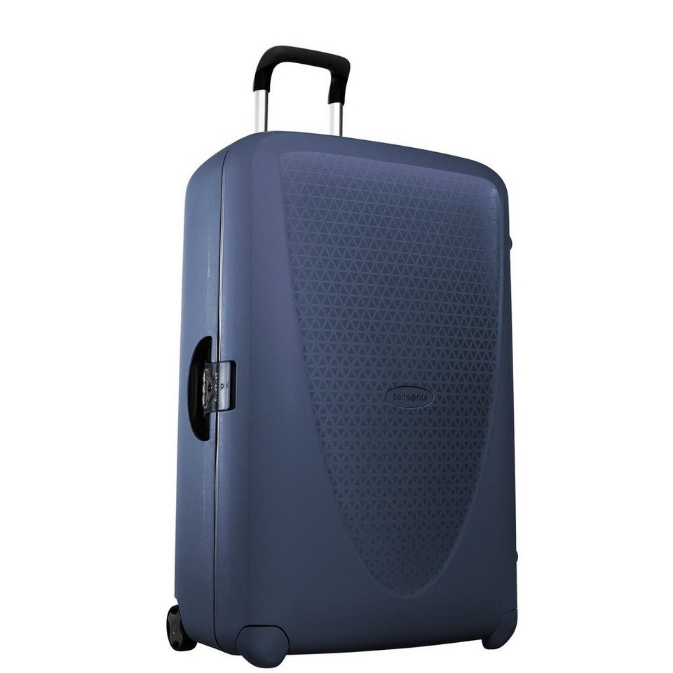 Samsonite Termo Young Upright 2-Rollen Trolley 67 cm in dark blue