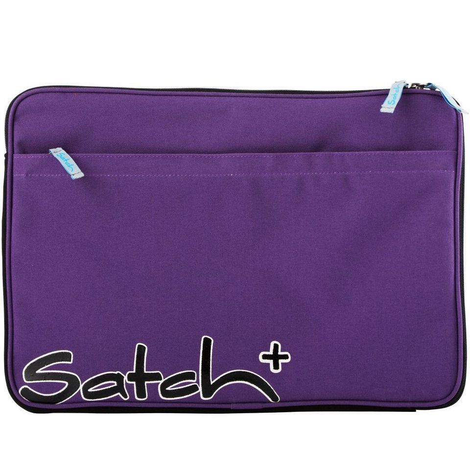 Satch plus Laptopsleeve Laptophülle L 40 cm in Thunder