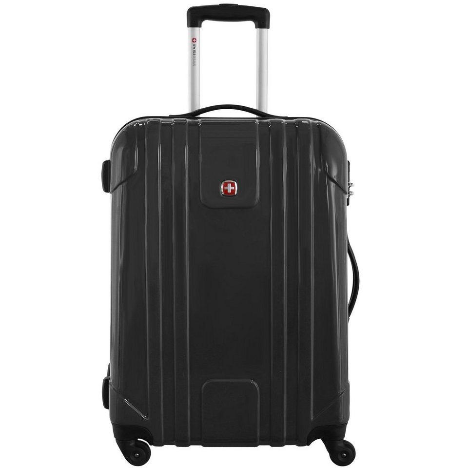 Wenger Wenger Luggage Reisegepäck Evo Lite 4-Rollen Kabinentrolley 55 c in schwarz