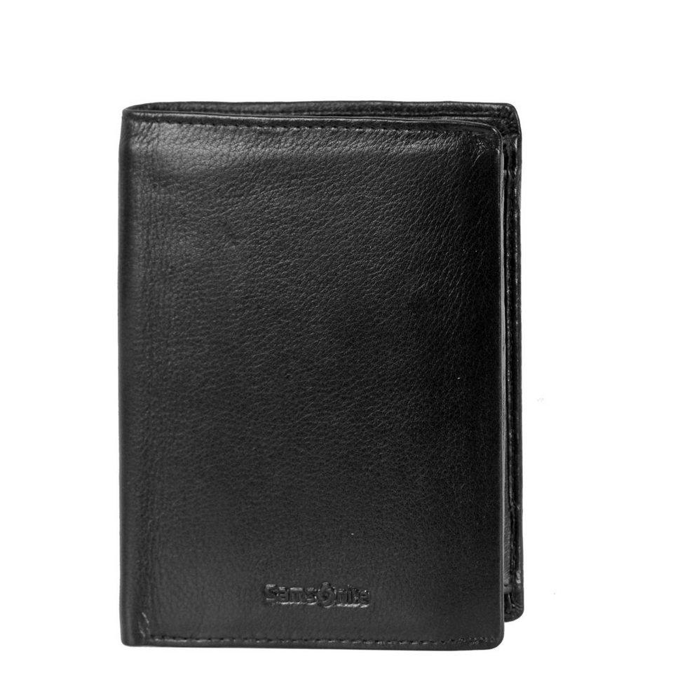 Samsonite Samsonite Success SLG Geldbörse Leder 10 cm in black