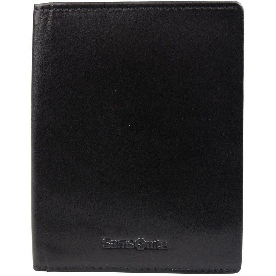 Samsonite Success SLG Ausweisetui Leder 9 cm in black