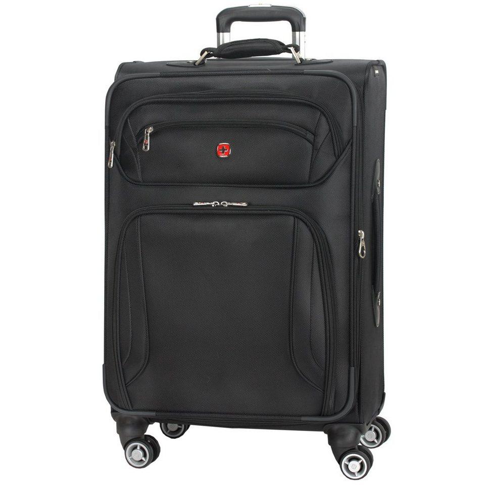 wenger luggage reisegep ck z rich ii 4 rollen trolley 72 cm online kaufen otto. Black Bedroom Furniture Sets. Home Design Ideas