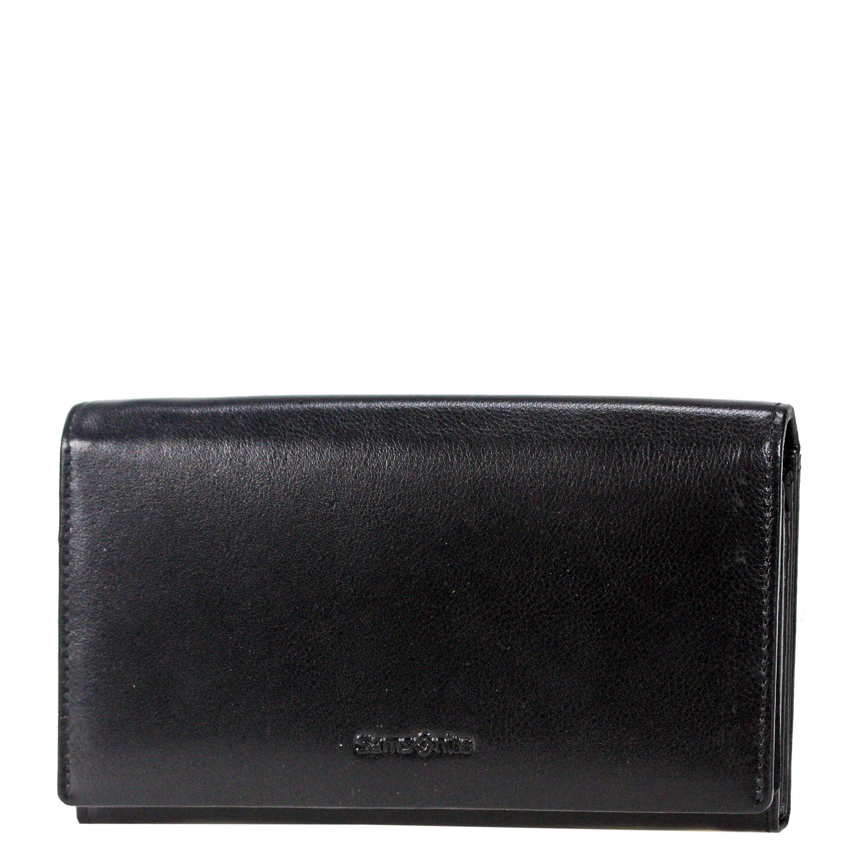 Samsonite Success SLG Damen-Geldbörse Leder 17 cm