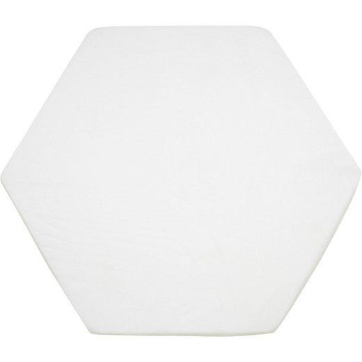 Alvi® Spannbettlaken Trikot für 6- und 8-eckige Laufgittermatratze