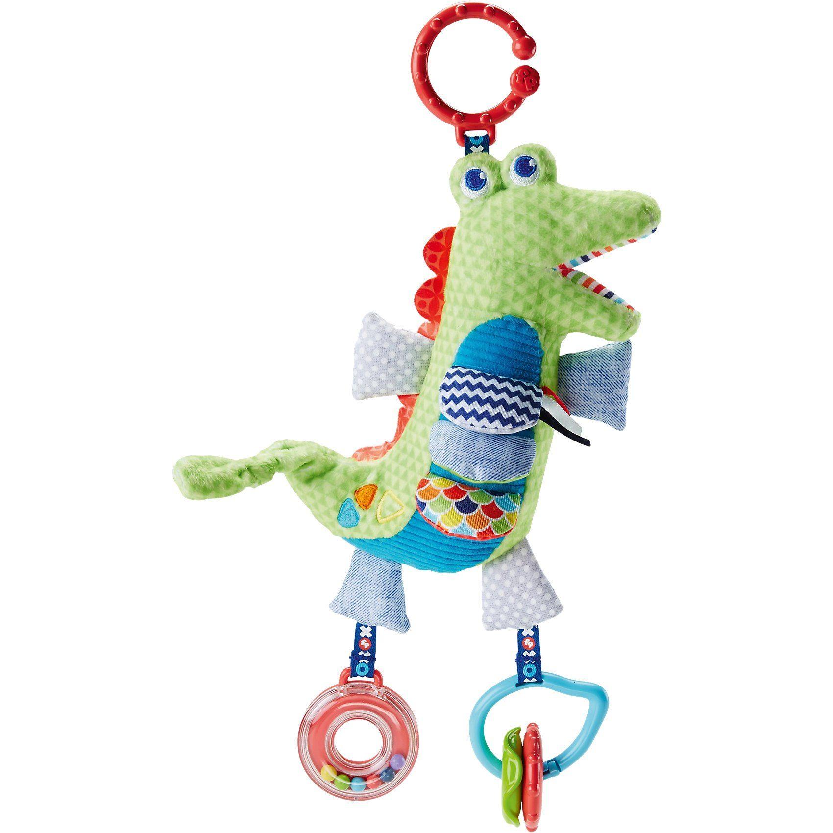 Mattel® Fisher-Price Kleines Spiel-Krokodil