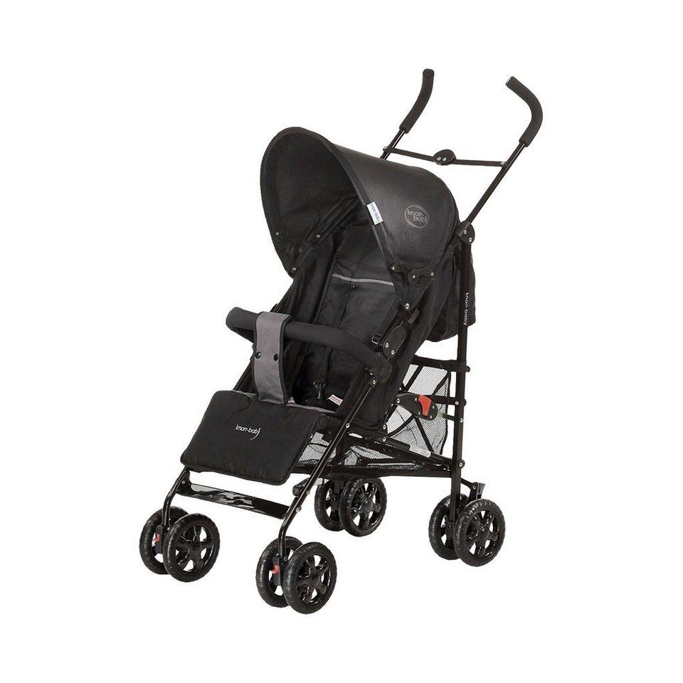 knorr-baby Buggy Commo Sport, hellgrau in hellgrau