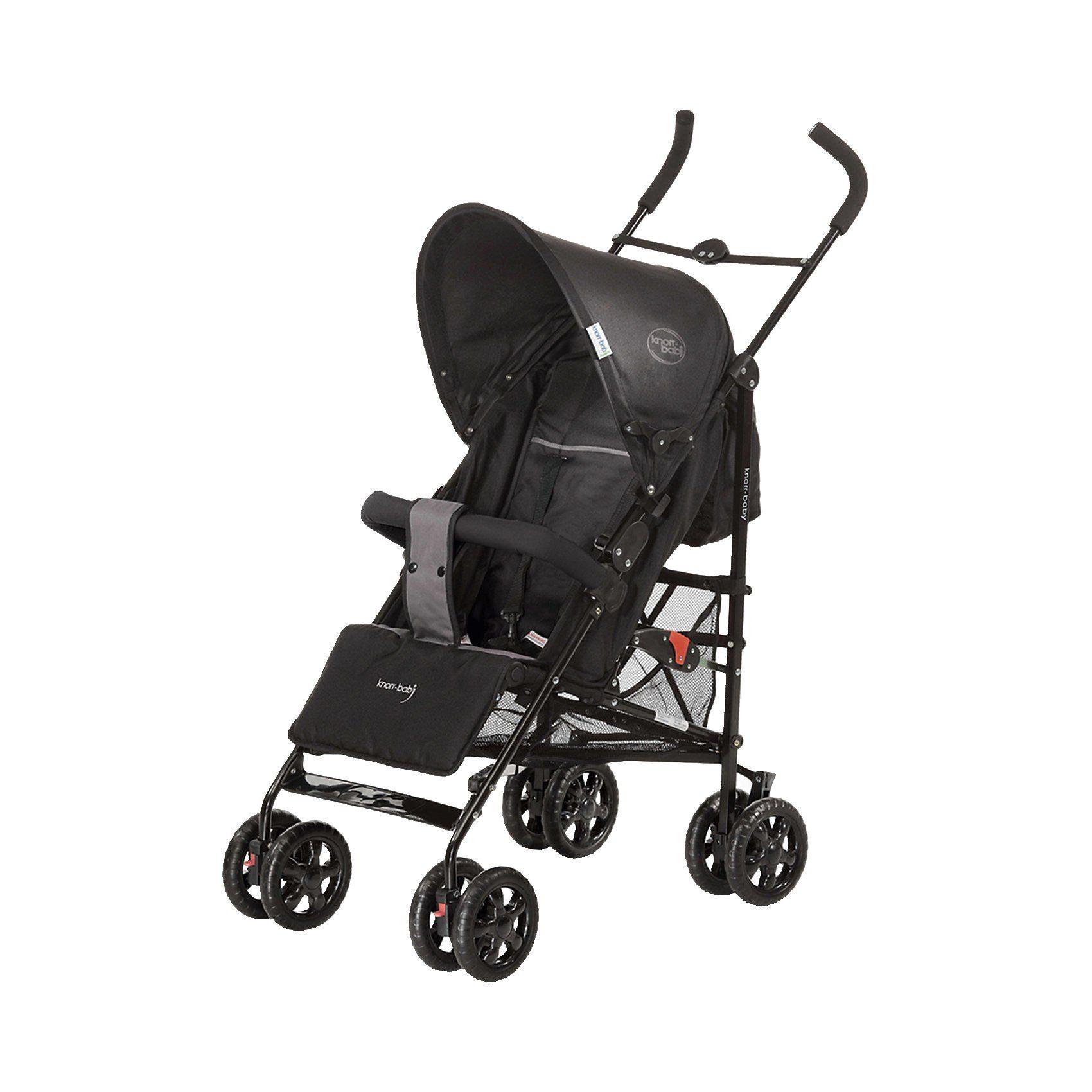 knorr-baby Buggy Commo Sport, hellgrau