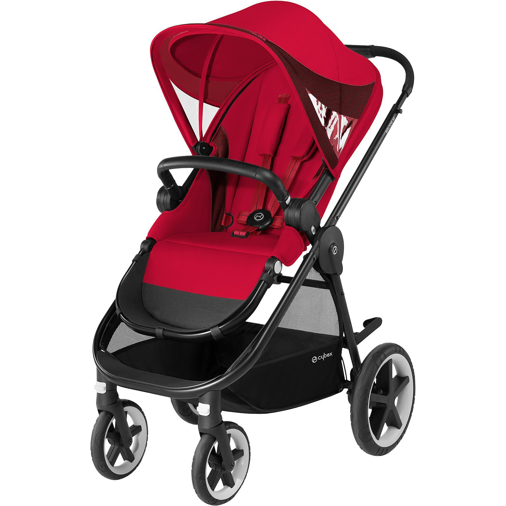 Cybex Shopper Balios M, Gold-Line, Infra Red-Red, 2017
