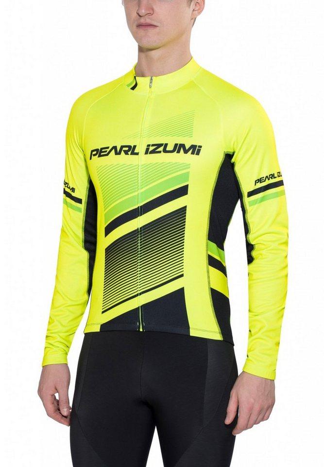 Pearl Izumi Radtrikot »ELITE Thermal LTD Jersey Men« in gelb