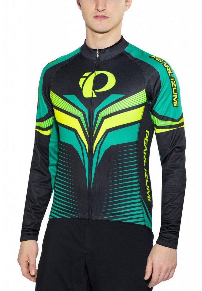 Pearl Izumi Radtrikot »ELITE Thermal LTD Jersey Men« in schwarz