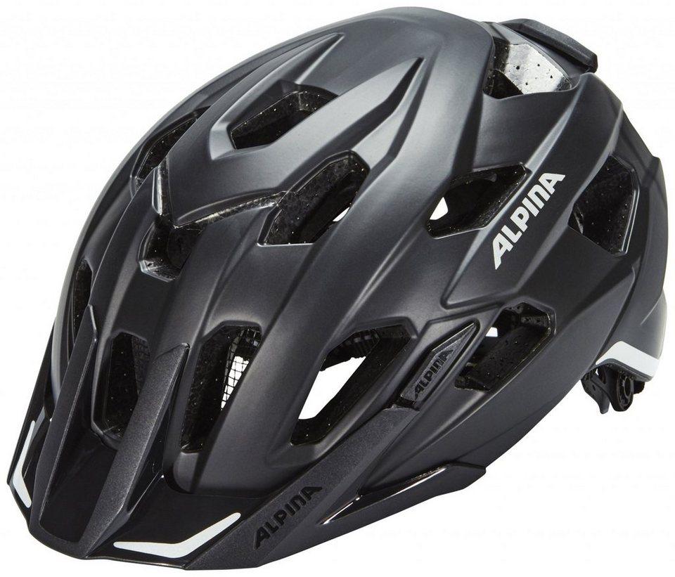Alpina Fahrradhelm »Yedon City Helm« in schwarz
