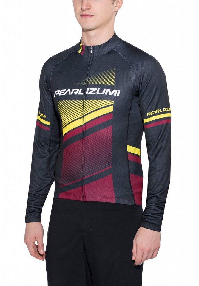 Pearl Izumi Radtrikot »ELITE Thermal LTD Jersey Men« in schwarz