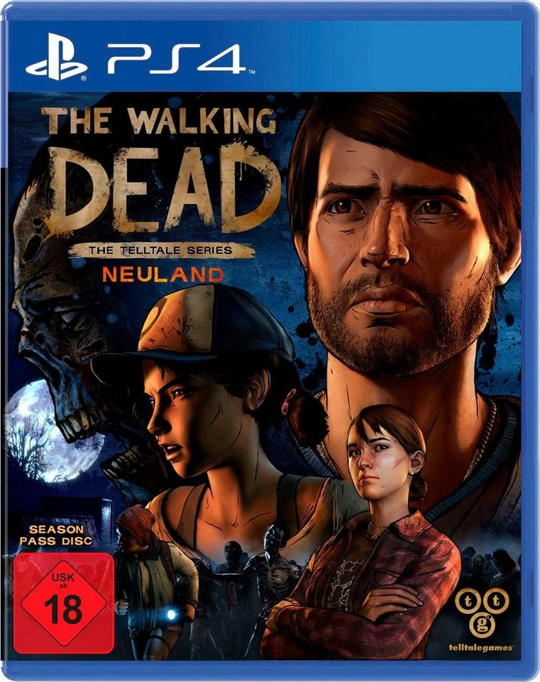 The Walking Dead - The Telltale Series: Neuland PlayStation 4