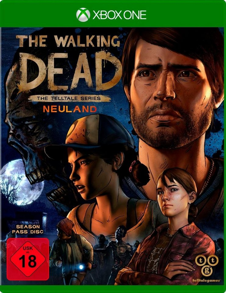 The Walking Dead - The Telltale Series: Neuland Xbox One