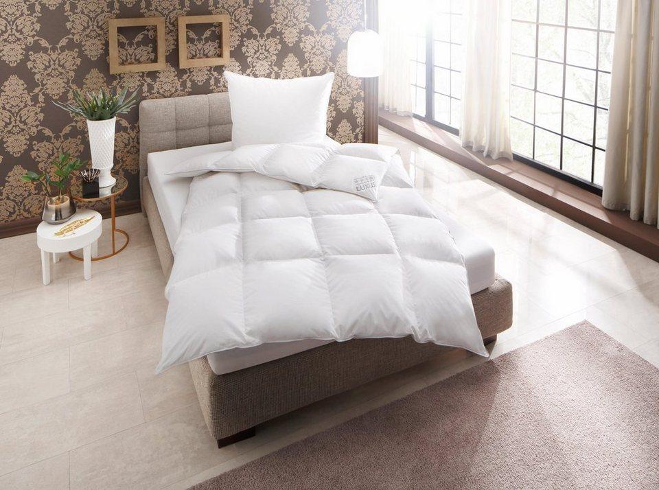 Daunenbettdecke, »Luxus«, Excellent, Warm, 100% Daunen