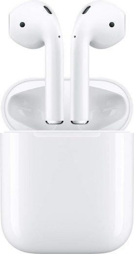 Apple »AirPods« Smartphone-Headset (Automatisches Einschalten und Verbinden)