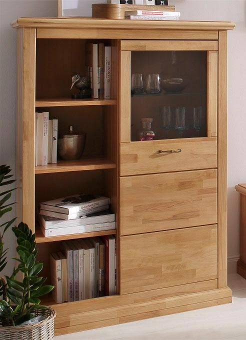 Home affaire Highboard »Heidi«, Breite 100 cm