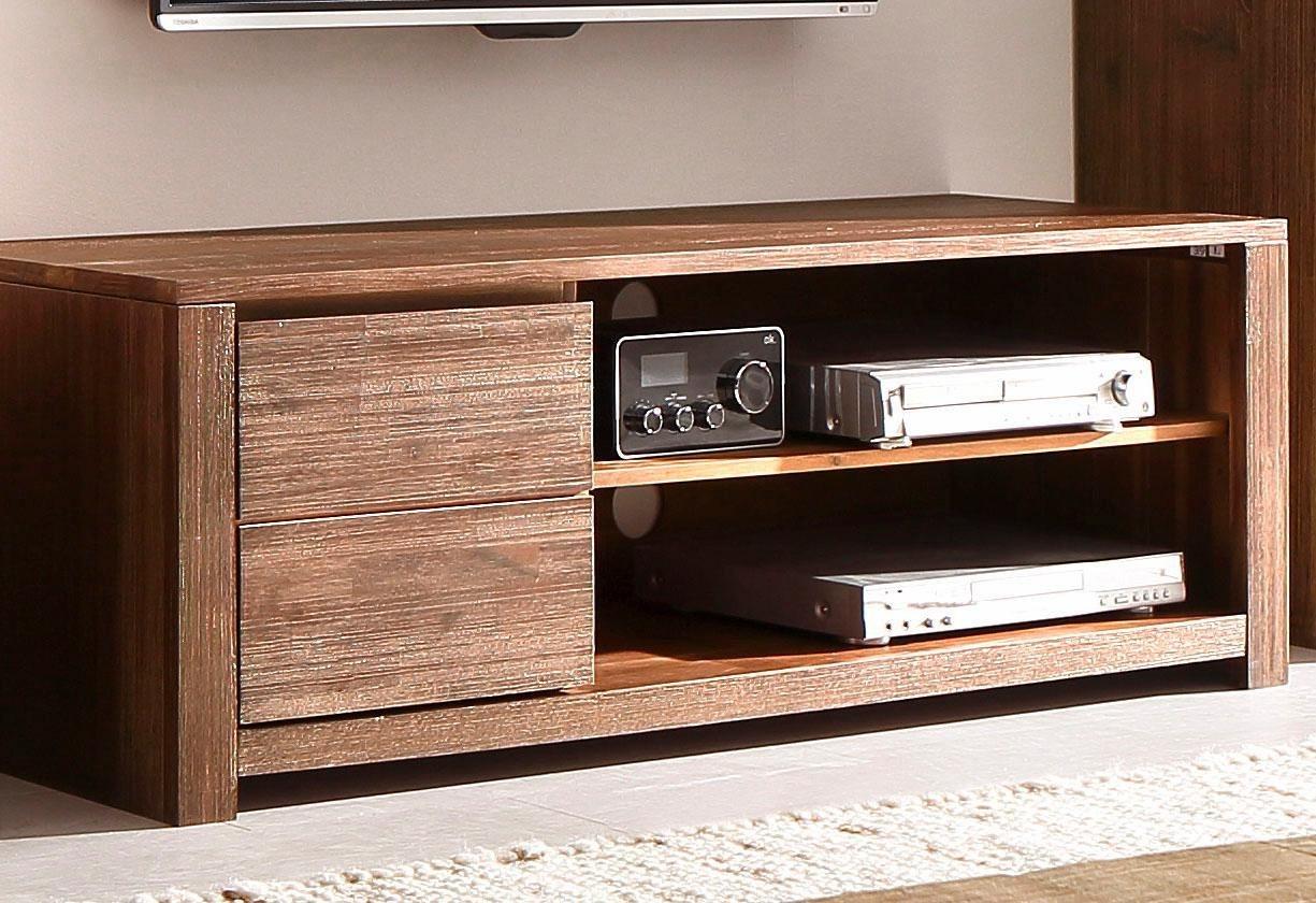 TV Möbel - Home affaire Lowboard »Wally«, Breite 135 cm  - Onlineshop OTTO