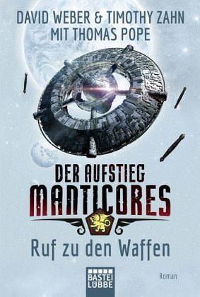 Broschiertes Buch »Ruf zu den Waffen / Der Aufstieg Manticores Bd.2«