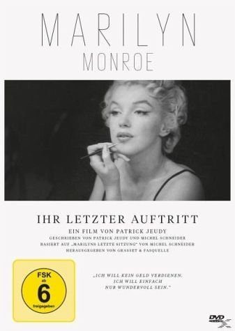 DVD »Marilyn Monroe: Ihr letzter Auftritt«