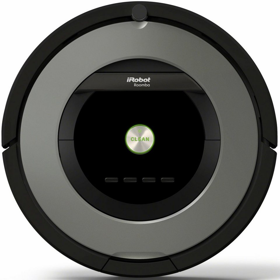 irobot saugroboter roomba 866 beutellos kaufen otto. Black Bedroom Furniture Sets. Home Design Ideas