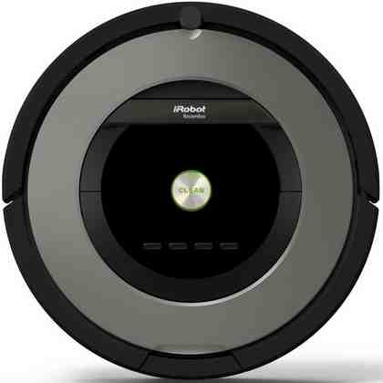 iRobot Saugroboter Roomba 866, beutellos