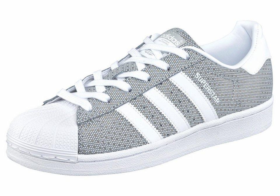Adidas Originals Grau Weiß Gestreift